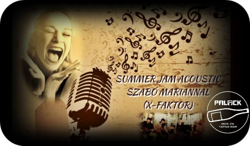 Summer Jam a Palackban