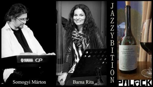 Jazzybition a Palackban